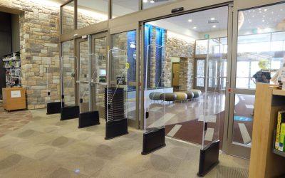 Pengembangan Sistem Keamanan dan Pelayanan Perpustakaan